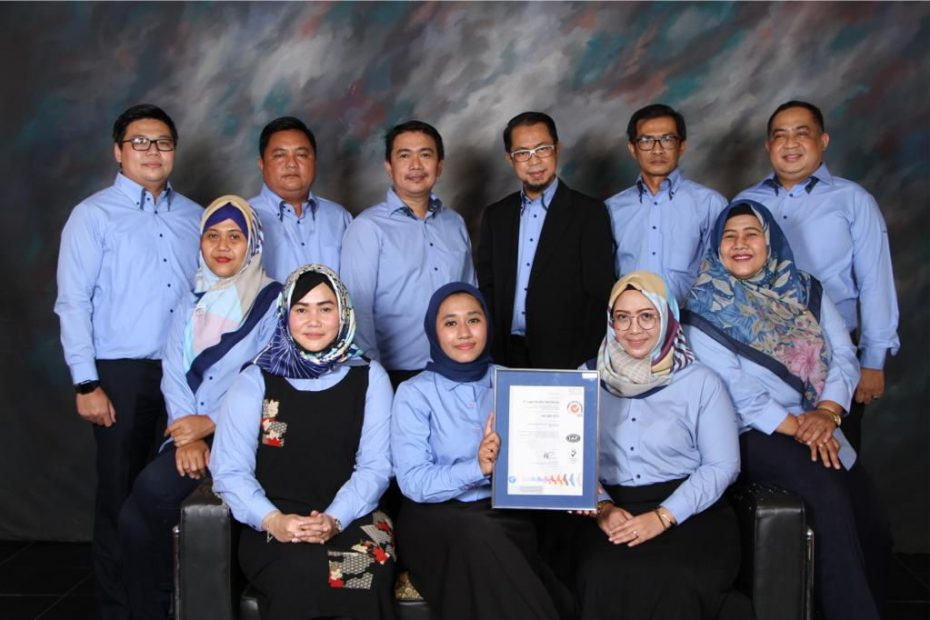PT Link Pasipik Indonusa Earns and Achieves Global Certification for Quality Management (ISO 9001:2015)