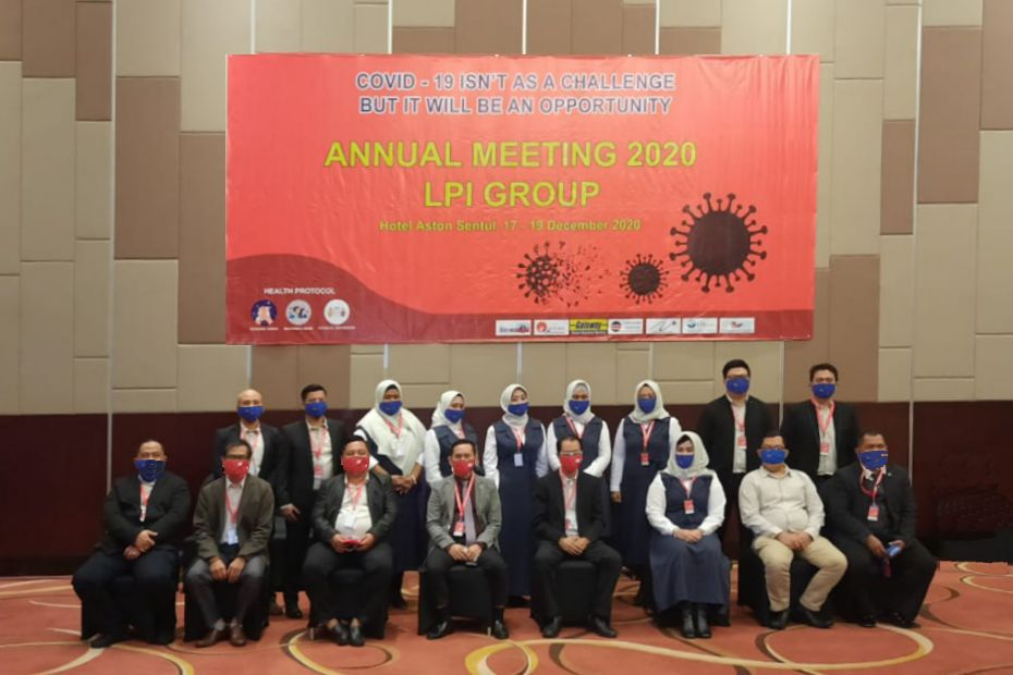 [PHOTO] LPI Group Annual Meeting 2020: Covid-19 is Not as a Challenge But it Will Be an Opportunity